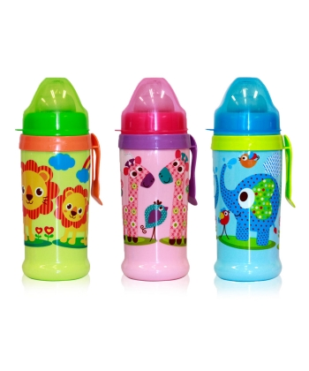 Flasica za bebe Clip n Go Zoo 360ml