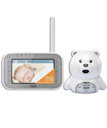 VTech bebi alarm - video LCD Meda - BM4200