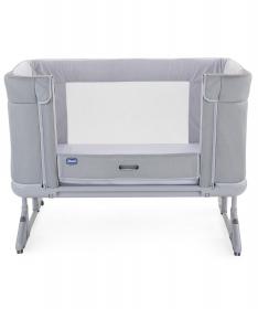 Chicco Next2Me Forever krevetac za bebe - Cool Grey 3