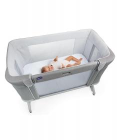 Chicco Next2Me Forever krevetac za bebe - Cool Grey 1