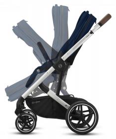 Cybex-Balios-S-kolica-za-bebe-sa-srebrnim-ramom-Blue-Navy_3