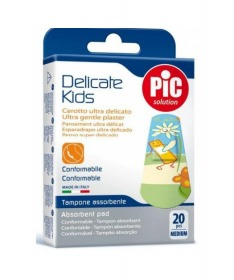 Pic Solution delicate flasteri za decu