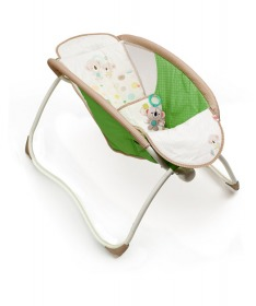 Bright starts kolevka za bebe Play Time to Bed Time Sleeper 60131