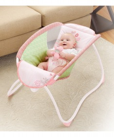 Bright starts kolevka za bebe Play Time to Bed Time Sleeper 60163