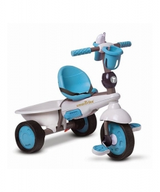 Smart Trike tricikl za decu 4u1 Dream Team Plavi