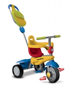 Smart Trike tricikl Breeze Multucolor