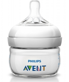 Avent flasica za bebe 0 natural 60ml SCF699/17
