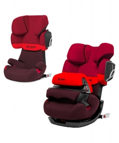 Cybex autosediste za decu Pallas 2 Fix Rumba Red crveno od 9 kg do 36 kg