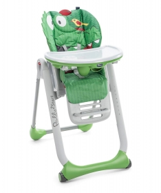 Chicco hranilica Polly 2 Start Crocodile