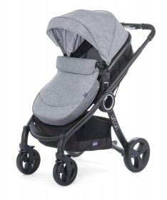 Chicco Urban PLUS kolica za bebe Legend-siva