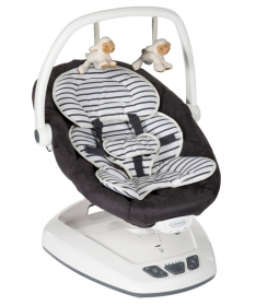 Graco ljuljaska za bebe Move with Me Bretton Stripe