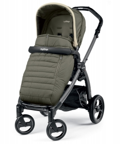 Peg Perego sedište za kolica za bebe pop up Completo Breeze Kaki 2018