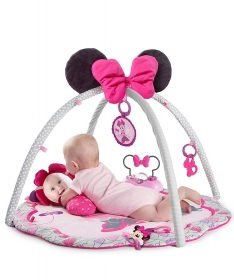 Baby Podloga za igru Minnie Mouse Garden Fun