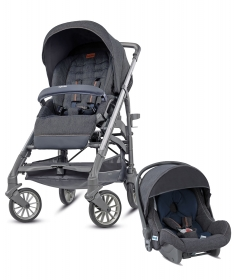 Inglesina Kolica za Bebe Trilogy 2 u 1 Village denim